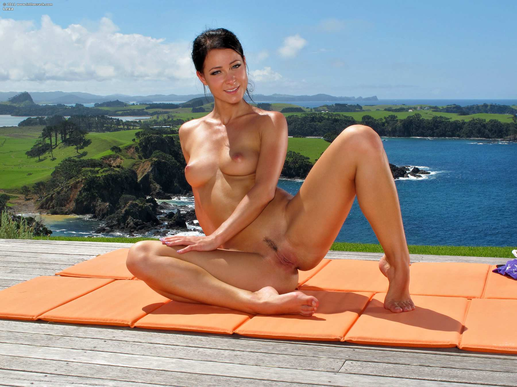 Nude Yoga In New Zealand