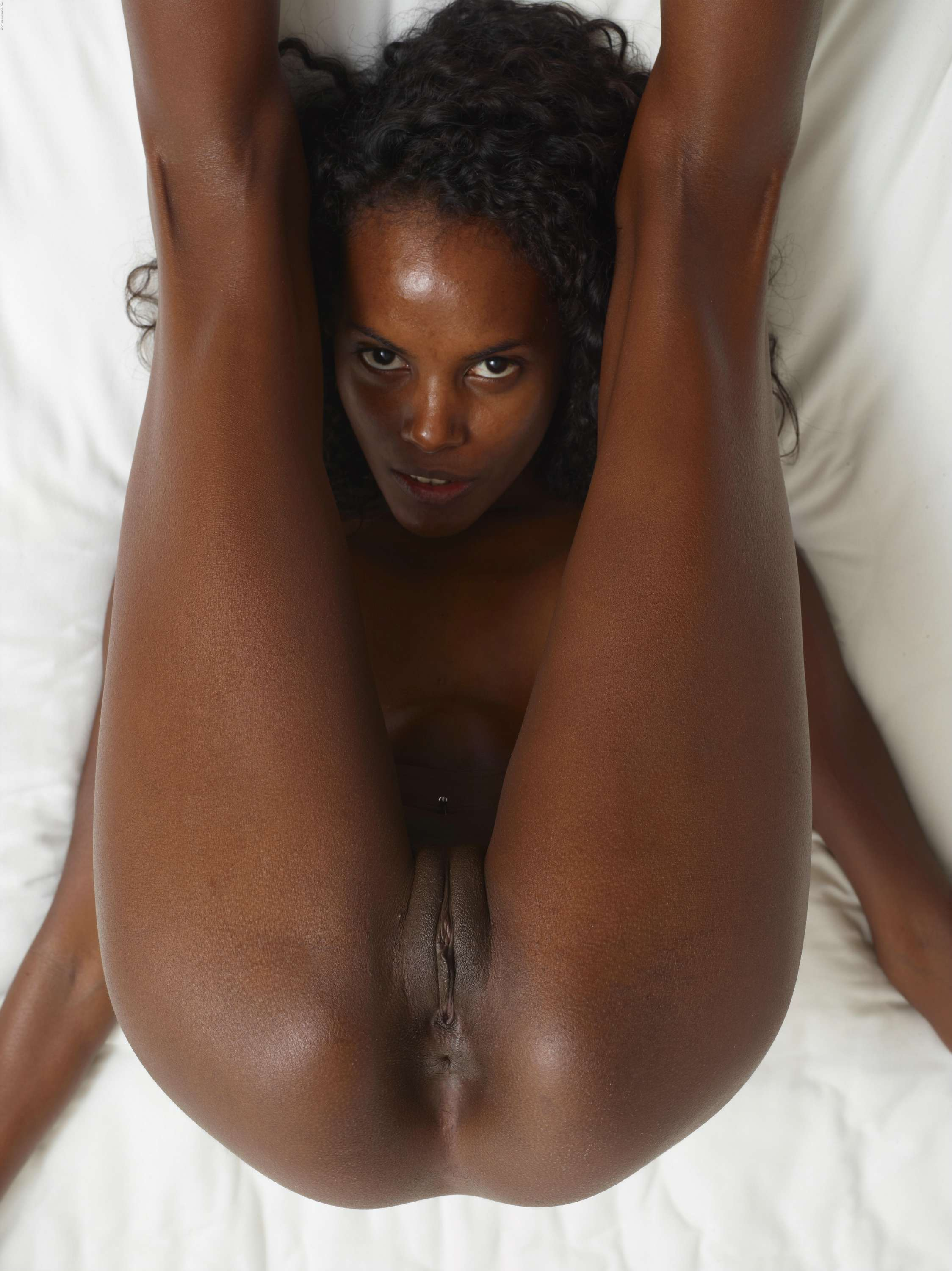 naked black girls with pink pussies