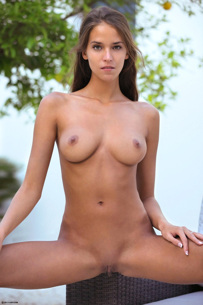 Naked girl