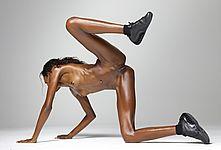 Sexy black babe