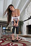 Sexy girl strip