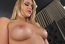 Naked tits close-up