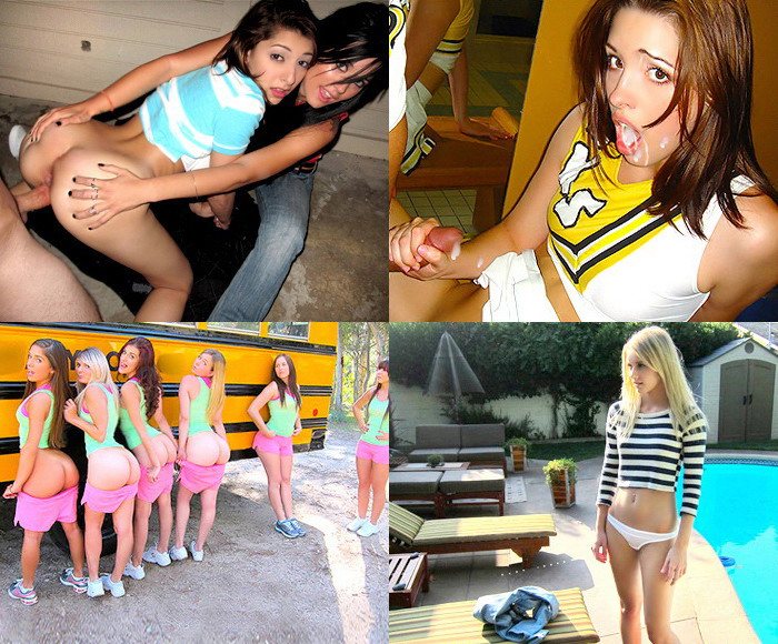 TEEN GIRLFRIENDS IN THE BEST SEX ORGIES YOU'VE EVER SEEN!