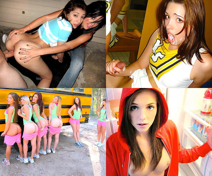 THE HOTTEST GIRLFRIENDS IN HOMEMADE SEXTAPES!