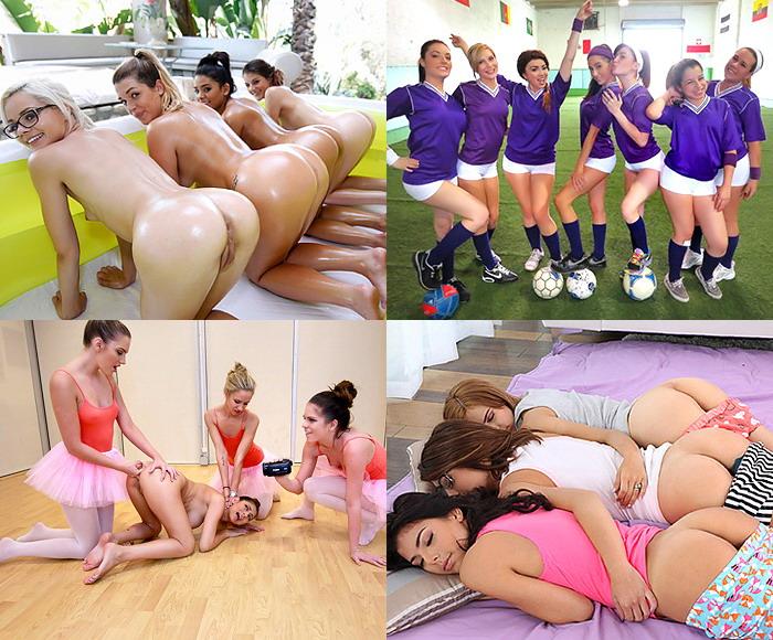 NAKED GIRLS LESBIANS!
