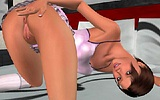 Virtual sex with horny 3D girls