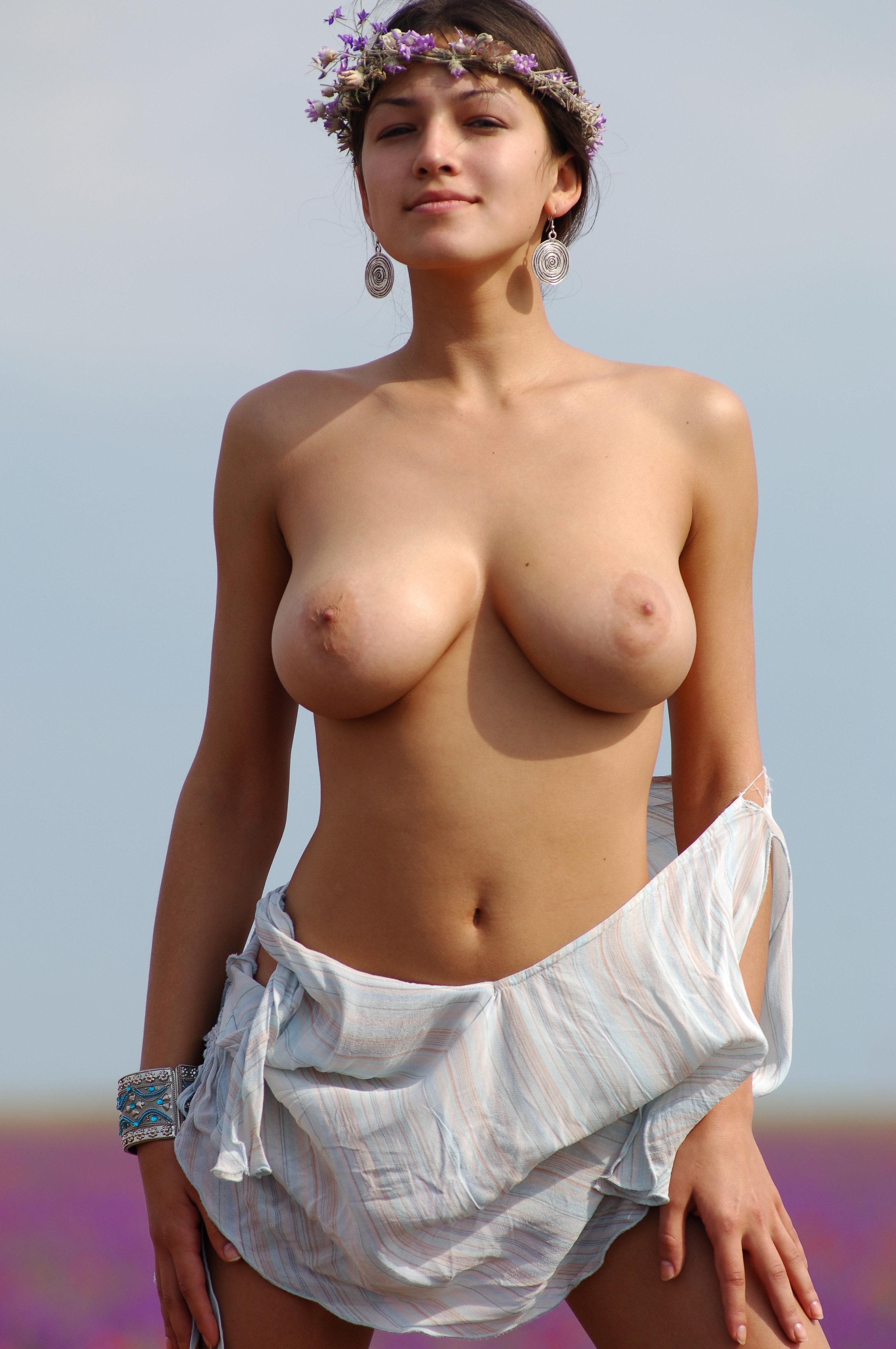 Beautiful large breast